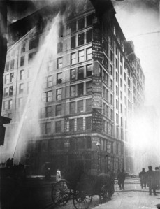 shirtwaist factory fire